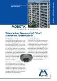 MOBOTIX - TELEGANT - Kommunikation - Sicherheit - Netzwerke