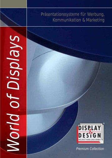 Gesamtkatalog - Display & Design Helmut Amelung GmbH
