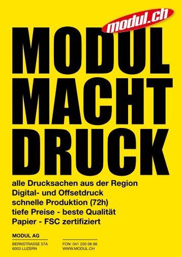 druck - Modul AG