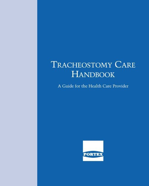 Revised Trach Care Handbook
