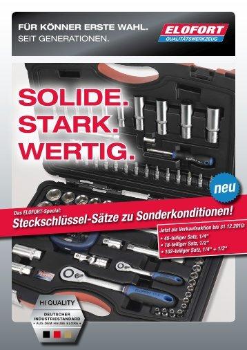 Aktionsflyer - JG Oelrich GmbH & Co. KG