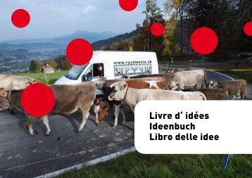 Livre d' idées Ideenbuch Libro delle idee - Roadmovie