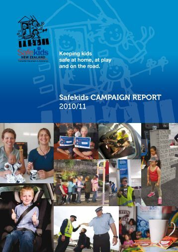 Safekids CAMPAIGN REPORT 2010/11