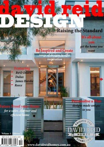 David Reid Design Magazine