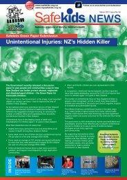 Issue 56, March 2012 - Safekids