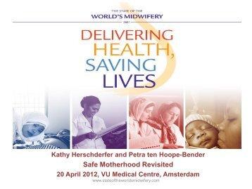 Safe Motherhood Revisited