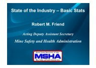 US Presented by, Mr. Robert Friend - Safequarry.com
