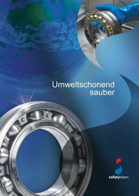 Safetykleen - Umweltschonend sauber - Safety-Kleen Deutschland ...