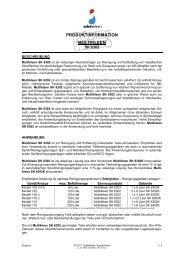 Multikleen SK 6302 - Safety-Kleen Deutschland GmbH