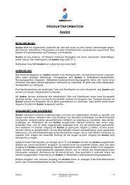 Waschverdünnung Aceton - Safety-Kleen Deutschland GmbH