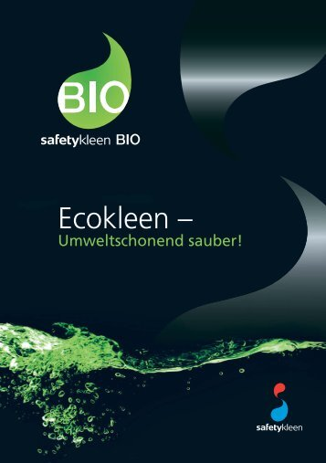 + Download - Safety-Kleen Deutschland GmbH
