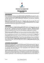 Waschverdünnung SK 214 EP - Safety-Kleen Deutschland GmbH