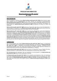 Waschverdünnung SK Spezial SK 13268 - Safety-Kleen ...