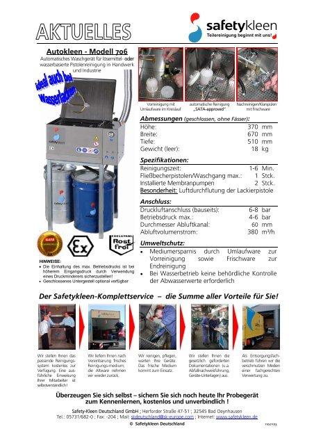 Download - Safety-Kleen Deutschland GmbH