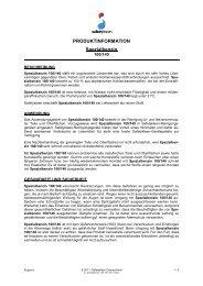 Spezialbenzin 100-140 - Safety-Kleen Deutschland GmbH