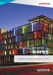 A inovação em cores - Saflex.com