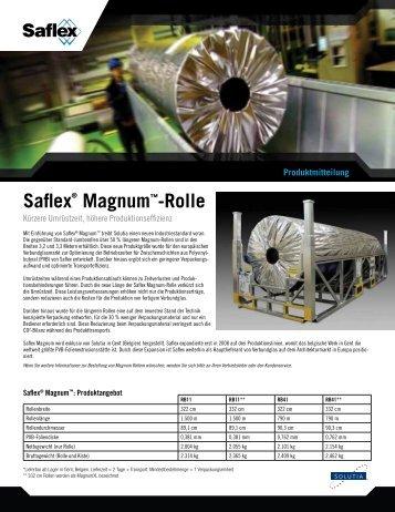 Saflex® Magnum™-Rolle - Saflex.com