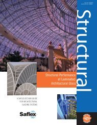 Structural Performance of Laminated Architectural ... - Saflex.com
