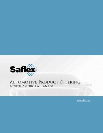 Automotive Product Offering - Saflex.com