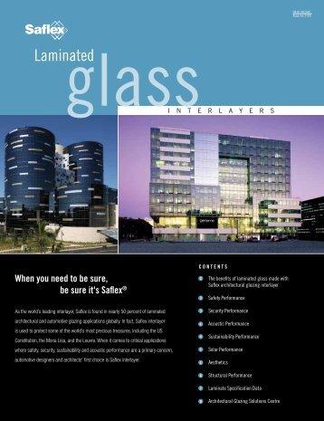 Laminated Glass - Saflex.com