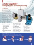 Metering market brochure - Saft - Page 3