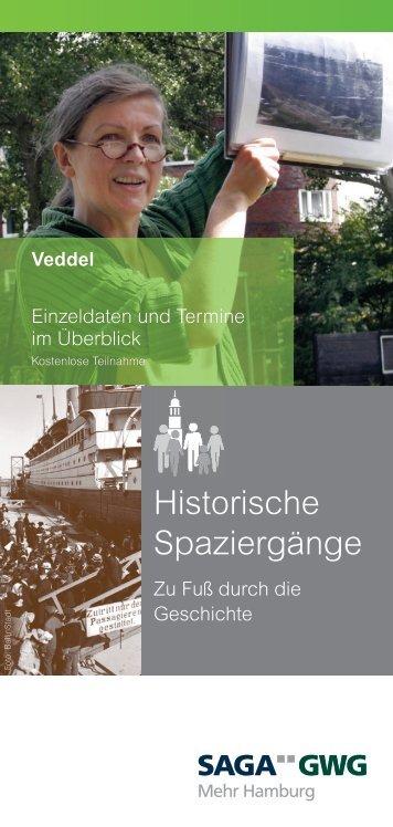PDF Historische Spaziergänge - Übersichtsflyer ... - SAGA-GWG
