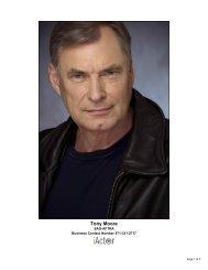 Tony Moore - sag-aftra