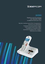 documentation - Sagemcom