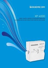XP 4000 - Sagemcom