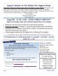 Kinship Care News - Saginaw County - Page 2