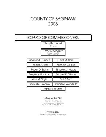 2006/2007 - Saginaw County
