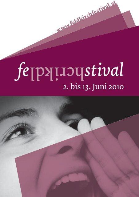 Feldkirch Festival-Package - Bodensee Vorarlberg
