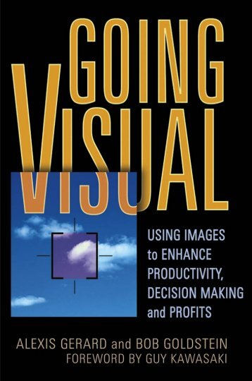 Going Visual : Using Images to Enhance Productivity, Decision ...
