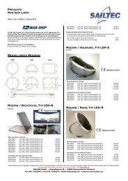 MODELLSERIE MODERN - SAILTEC GmbH