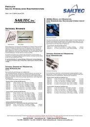 INTEGRAL SPANNER - SAILTEC GmbH