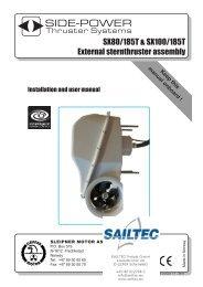 SIDE- POWER - Sleipner Motor AS