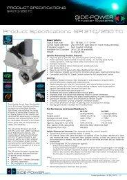 SR210 spec sheet.pdf - side-power