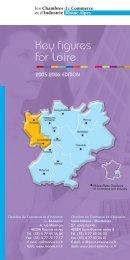 Key Figures for Loire - (CCI) de Saint-Etienne et Montbrison