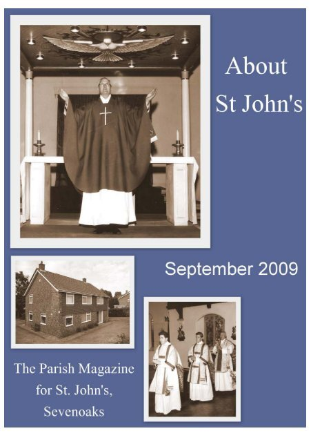 September 2009 edition (PDF 3.7MB) - The Church of St John The ...