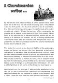 About St John's May 2012 - The Church of St John The Baptist ... - Page 3