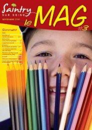 Le Mag 3 - Ville de Saintry-sur-seine