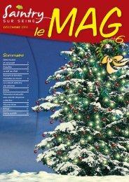 Le Mag 6 - Ville de Saintry-sur-seine