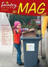Le Mag 8 - Ville de Saintry-sur-seine