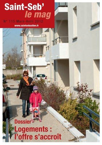 Mag mars-avril 2012 - Ville de Saint-Sébastien-sur-Loire