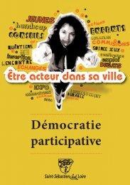Démocratie participative - Ville de Saint-Sébastien-sur-Loire