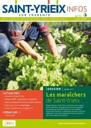Télécharger le numéro 71 - Saint-Yrieix sur Charente