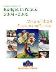 Estimated Revenue for 2004 - 2005 is - San Antonio Independent ...