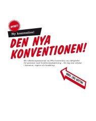 Den nya konventionen! i pdf-format (1660 kB) - Handisam