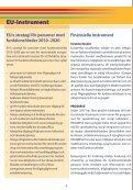 EU:s funktionshinderspolitiska strategi pdf-format (303 kB) - Handisam - Page 7