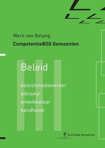 Beleid_deel_III